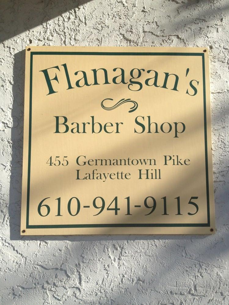 Flanagan?s Barber Shop - Barbers - 455 Germantown Pike, Lafayette ...