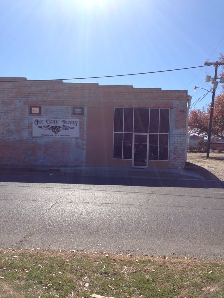 Ace Cycle Supply: 105 W Port St, Deridder, LA