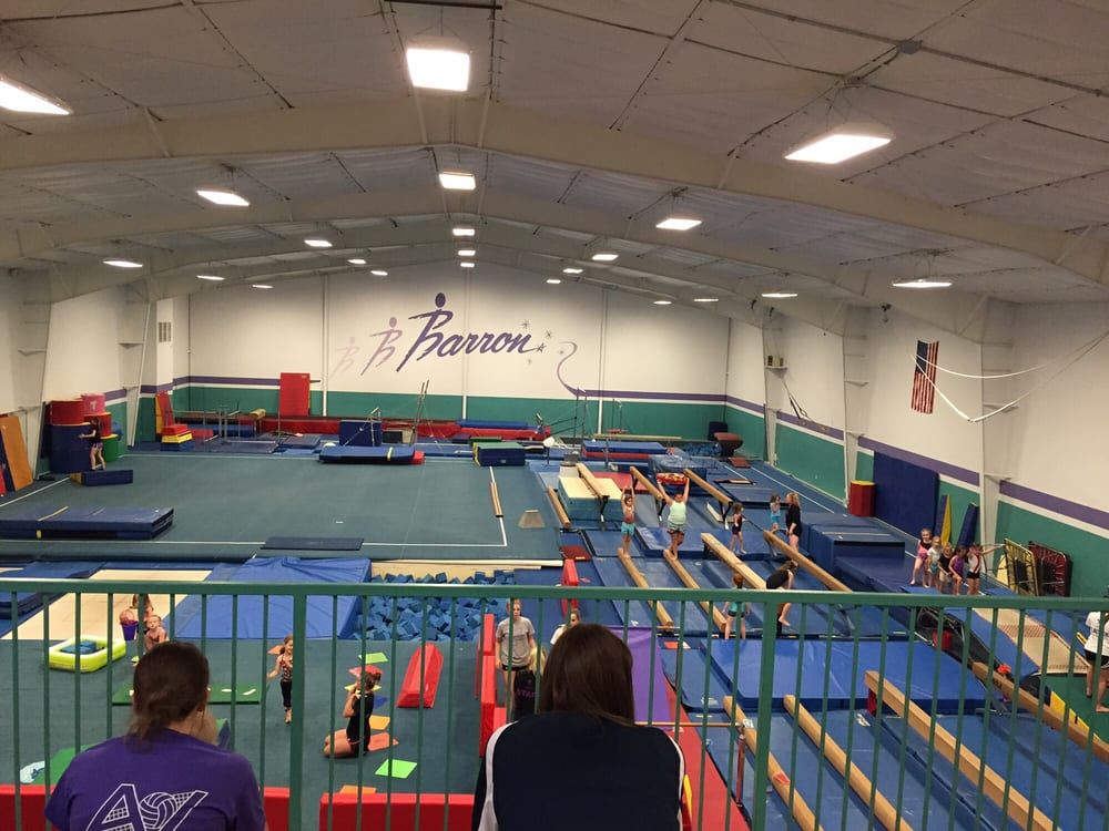 Barron Gymnastics: 5411 Jedmed Ct, Saint Louis, MO