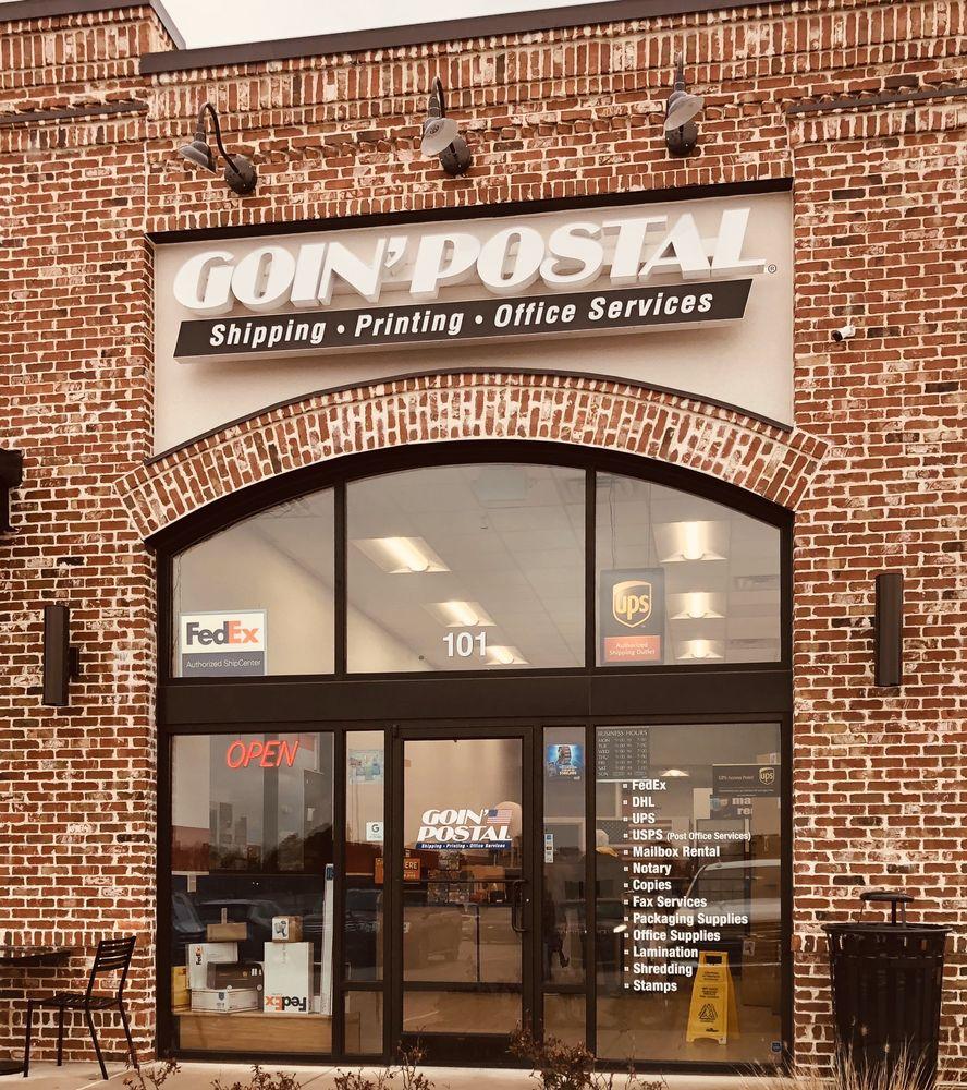 Goin' Postal: 36 Flowers Crossroads Way, Clayton, NC