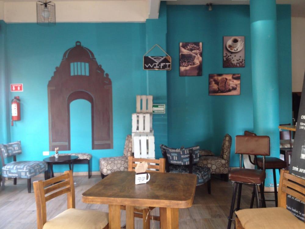 Pixhan Café: Calle Lisboa 51- B, Colonia Juárez, DIF