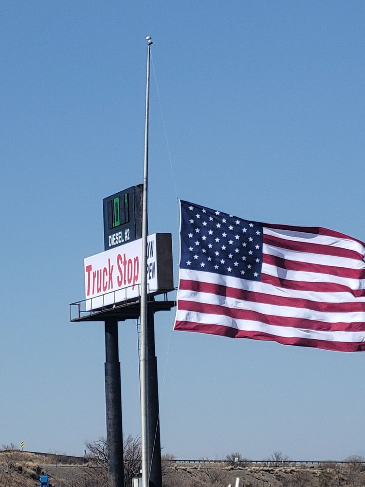 Shady Grove Truck Stop: 3185 Hwy 80, Road Forks, NM