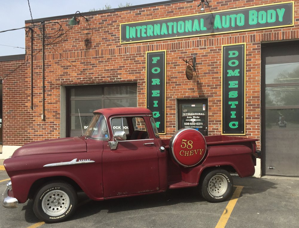 International Auto Body: 118 Main St, Wayland, MA