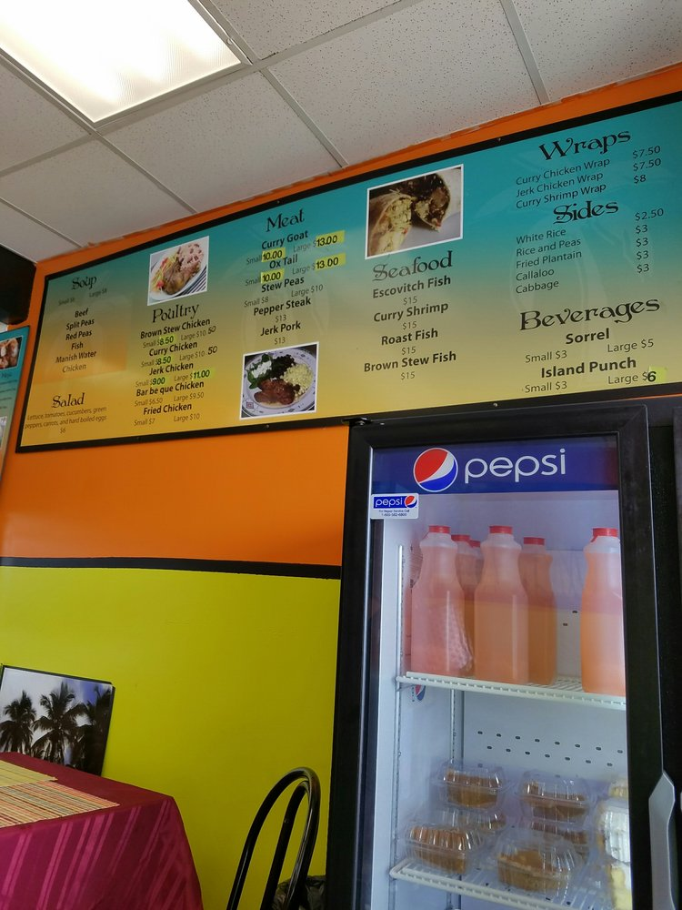 Island Flavors Cuisine: 103 Middle River Rd, Middle River, MD