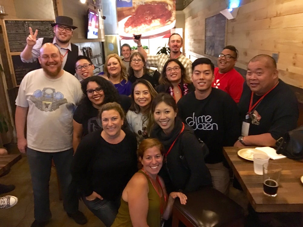Yelp Spring Break UYE: Pizza My Heart: 3934 30th St, San Diego, CA