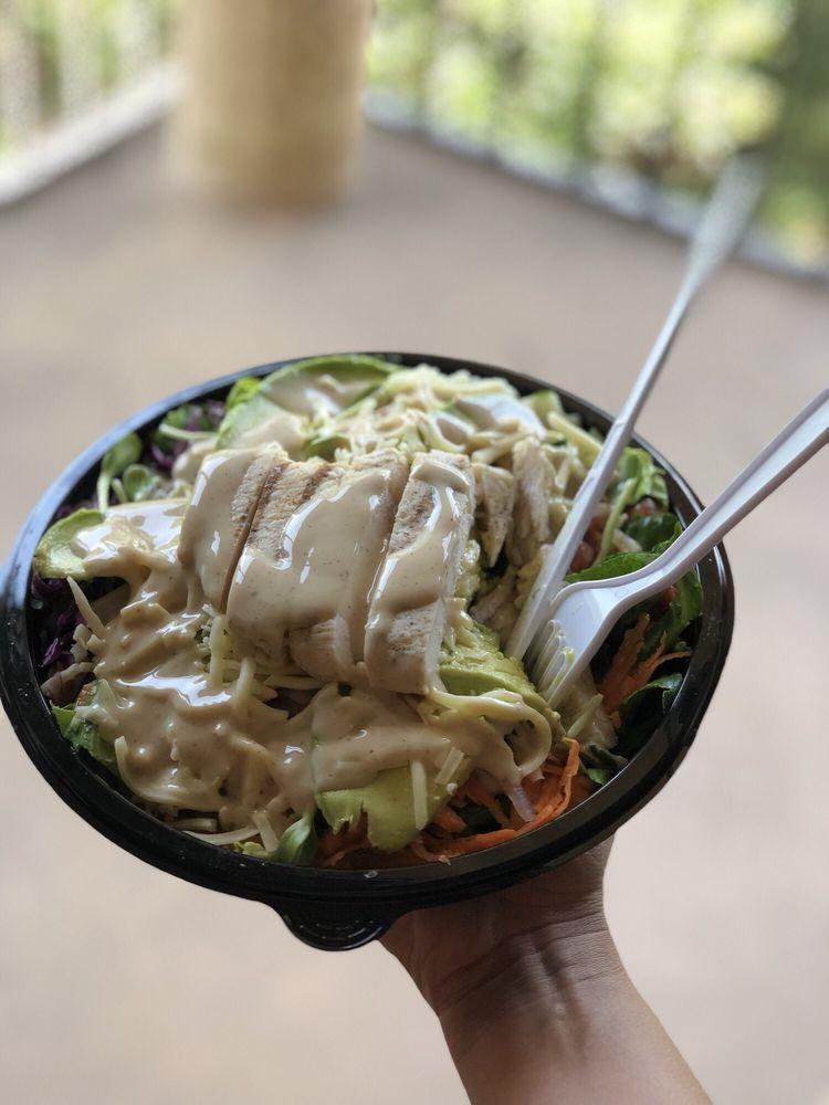 Green Garden Cafe: 11911 US Hwy 1, North Palm Beach, FL