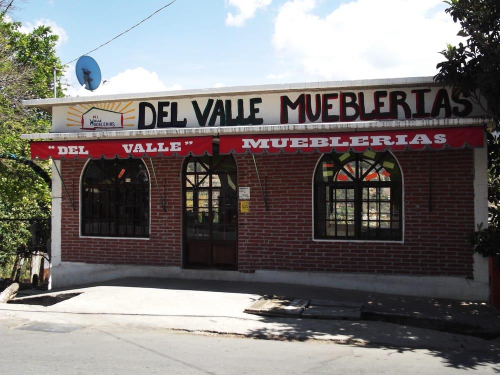 Del valle muebler as tienda de muebles independencia s n san agust n etla oaxaca yelp - Tiendas de muebles en cerdanyola del valles ...