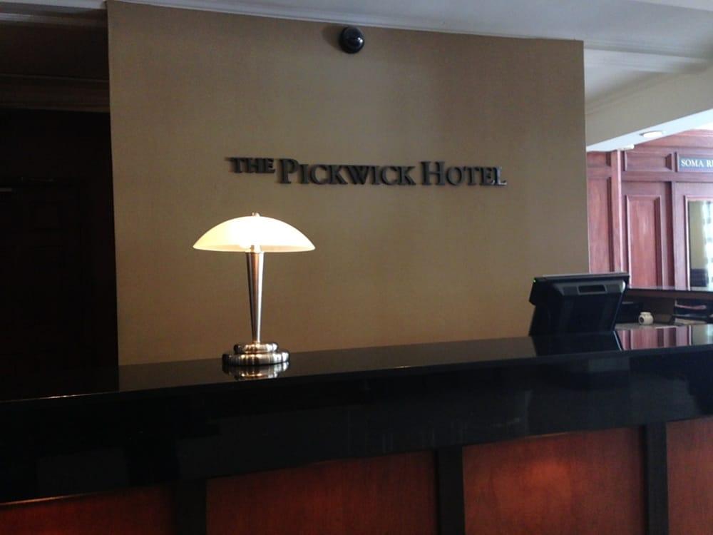 The Pickwick Hotel San Francisco Yelp