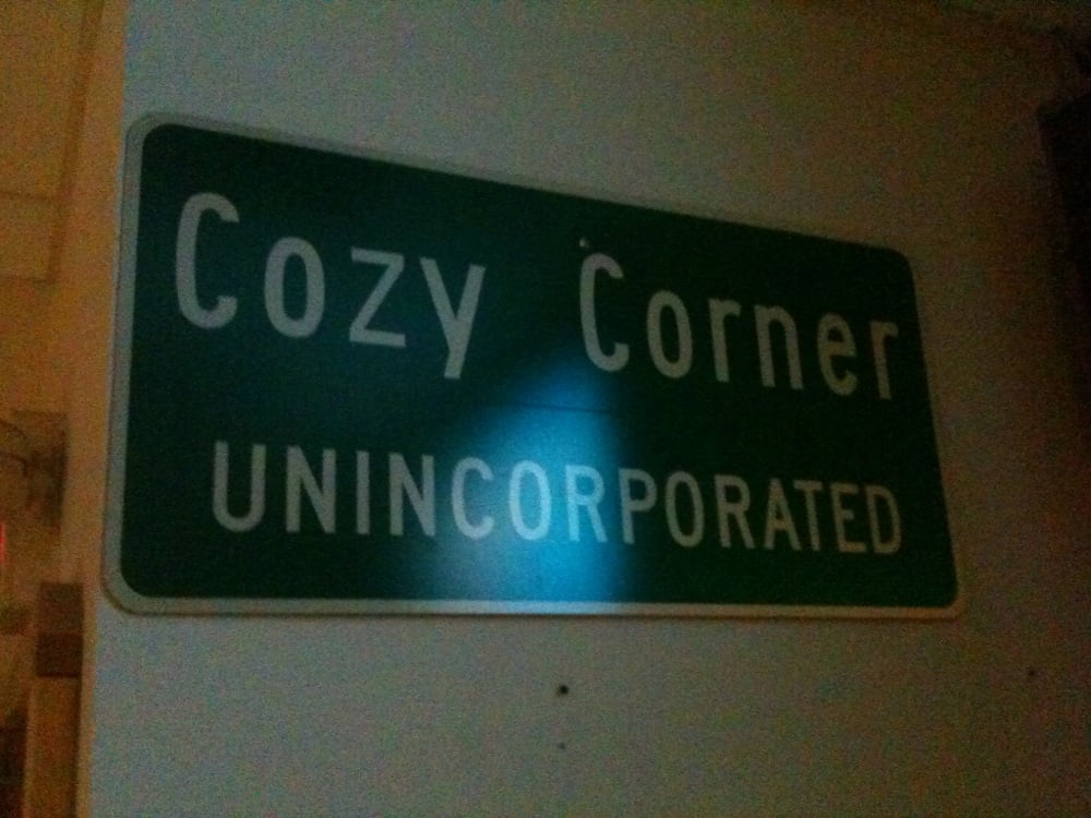 Cozy Corner Tavern: 43 Main St, Black River Falls, WI