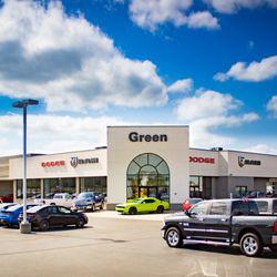 Car Dealerships In Springfield Il >> Green Dodge Car Dealers 3801 W Wabash Ave Springfield Il