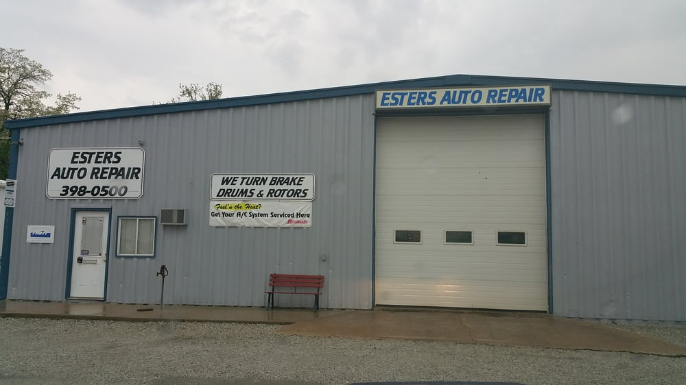 Esters Auto Repair: 533 E Hendricks St, Shelbyville, IN