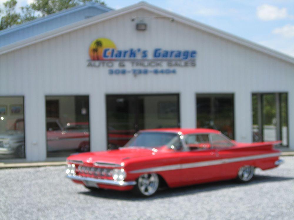 Clarks garage auto sales bilreparation 34526 dupont for Garage boulevard de l automobile sartrouville