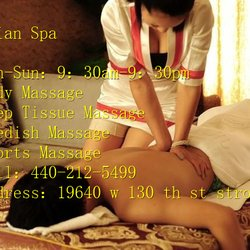 Asian massage strongsville ohio