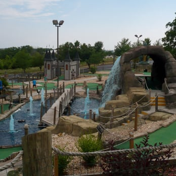 Photo Of Greatest Adventures Miniature Golf Branson Mo United States The Course