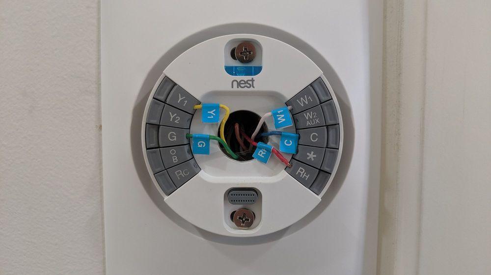 Nest Thermostat Gen 3 wiring - Yelp on nest thermostat, nest installation, nest control diagram, nesting diagram,
