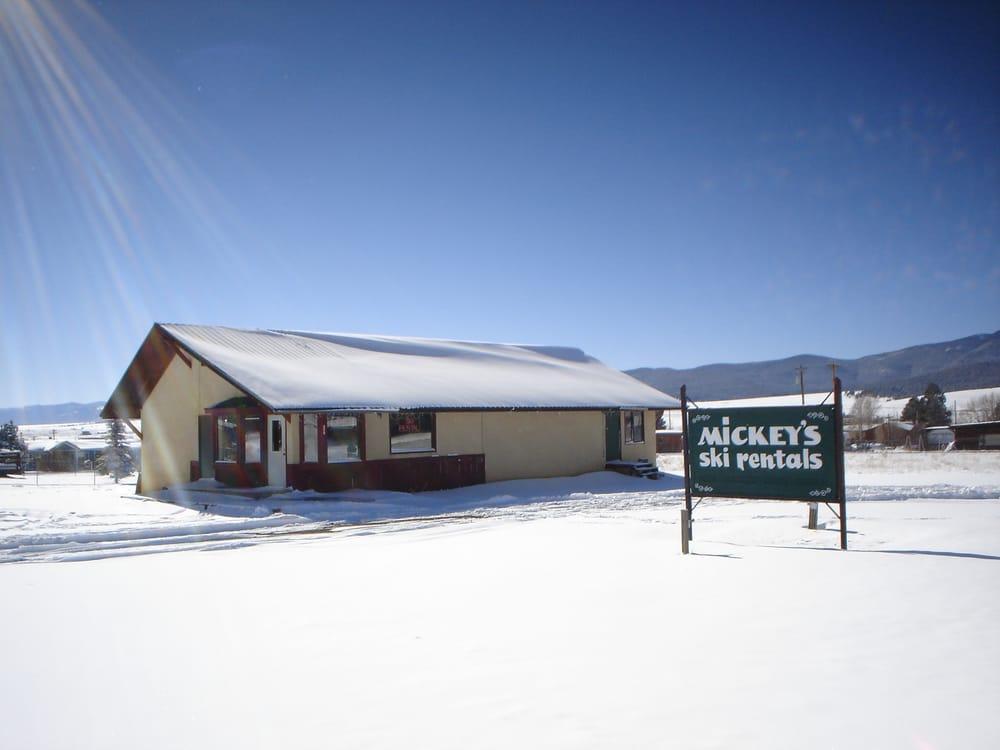 Mickey's Ski Rentals: 375 E Therma St, Eagle Nest, NM