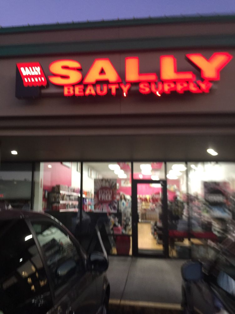 Sally Beauty Supply: 5500 Olympic Dr NW, Gig Harbor, WA