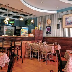 photo of bamboo fire cafe delray beach fl united states interior