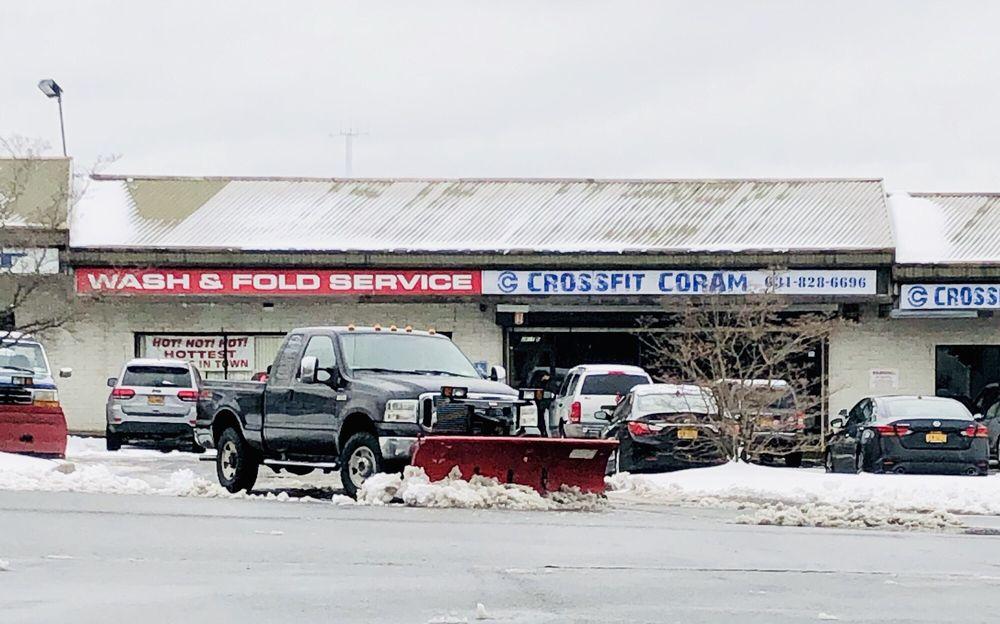 DJM Super Laundromat: 1 Glenmere Ln, Coram, NY