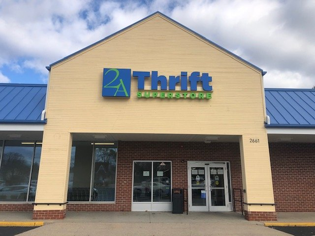 2nd Ave Thrift Superstore: 2661 Morris Ave, Union, NJ
