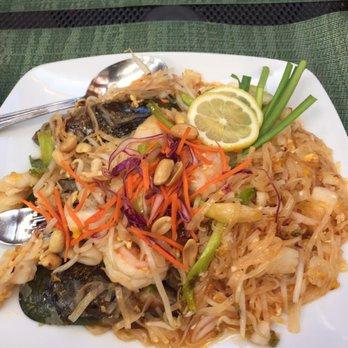 Nicky Thai Kitchen Menu