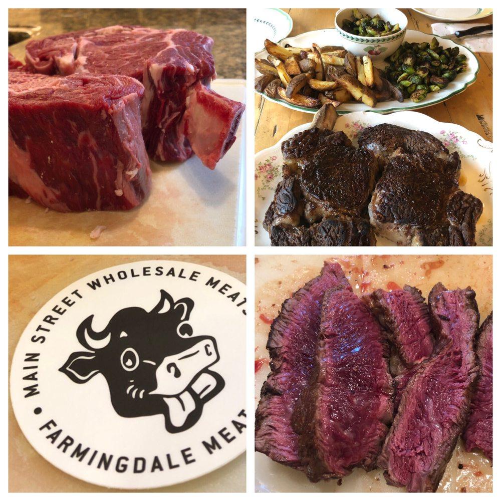 Farmingdale Meat Market & Main Street Wholesale Meats: 210 Main St, Farmingdale, NY