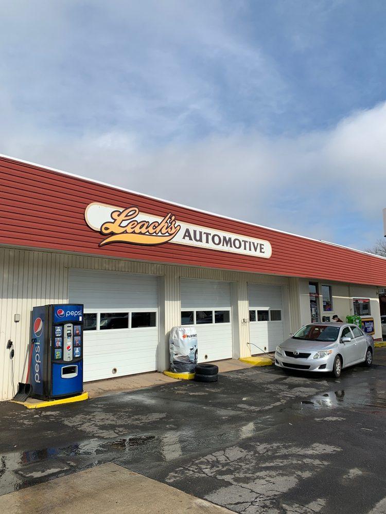 Leach's Automotive Service: 609 Market St, Lemoyne, PA