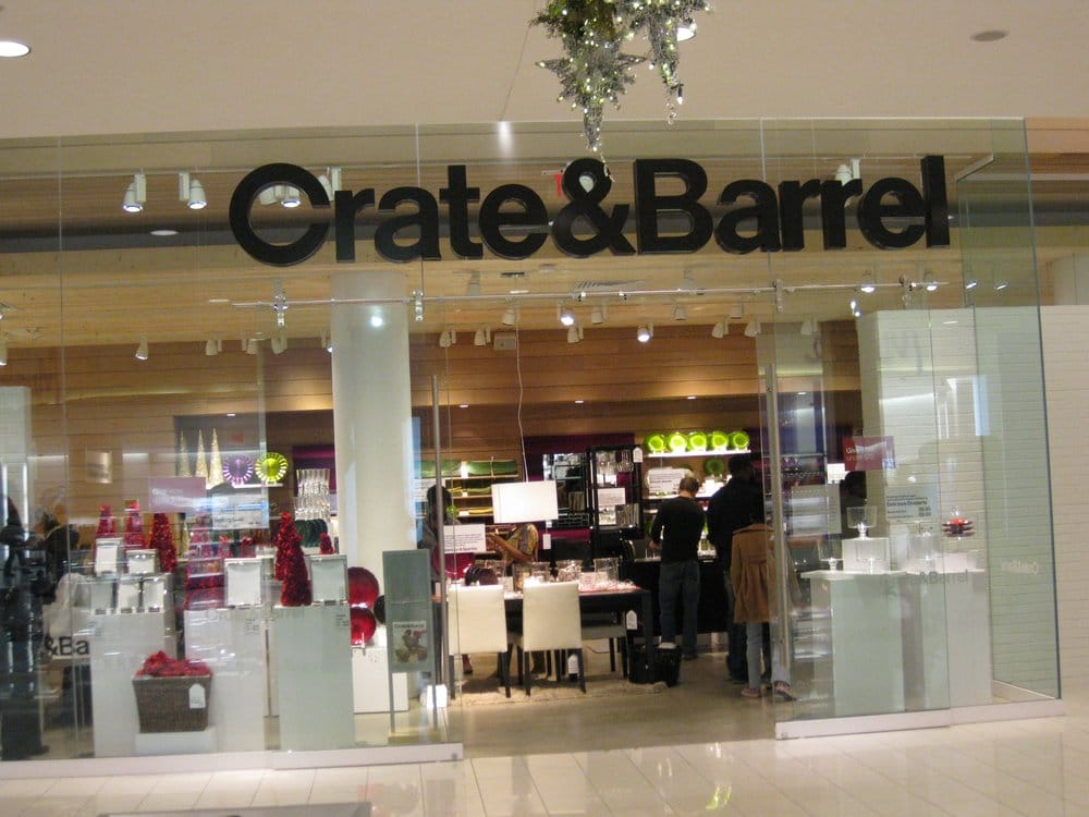 Crate Barrel Home Decor Southcentre Mall Reviews