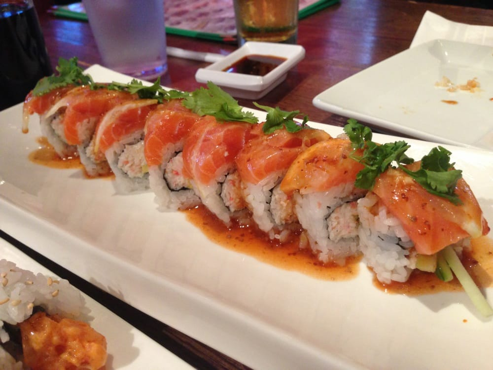 Superb Photo Of Sushi Garden   Tucson, AZ, United States. Holy Moly.