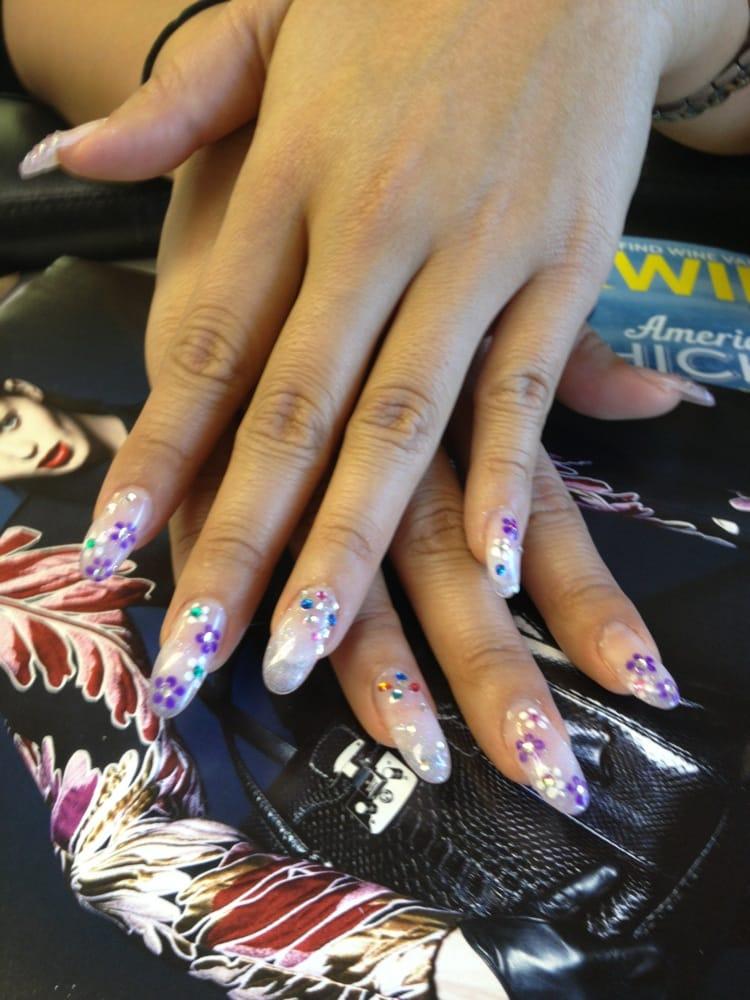Trendy LA style nails. #kawaii - Yelp