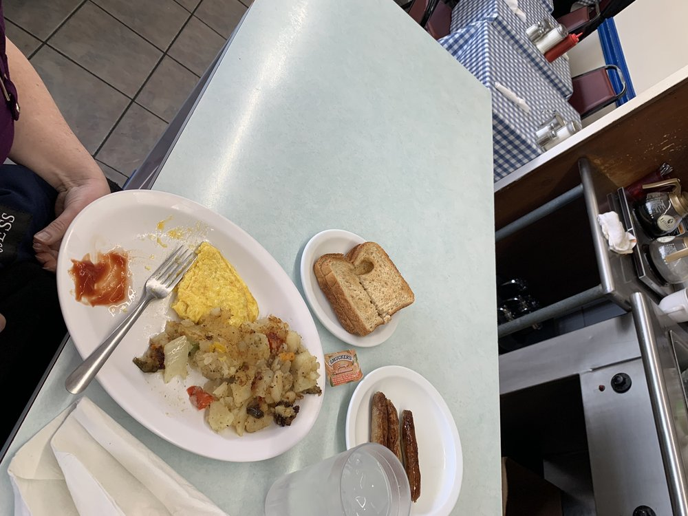 Nick's Diner: 11199 Veirs Mill Rd, Wheaton, MD