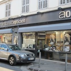 Sarl Optique Archimbaud - Eyewear   Opticians - 29-31 rue Montaigne ... 40834d1eabd1