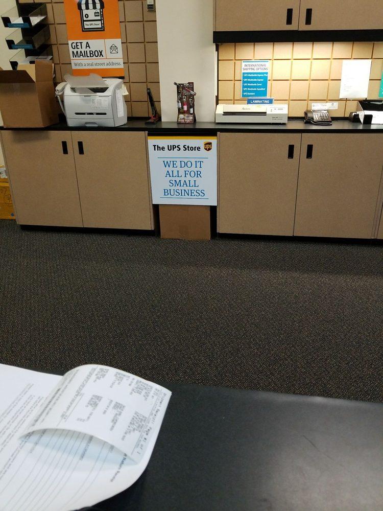The UPS Store: 4846 N University Dr, Lauderhill, FL