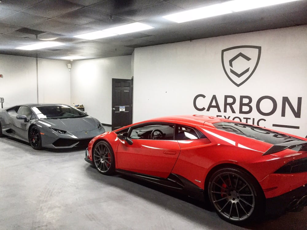 Carbon Exotic: 3500 West Olive Ave, Burbank, CA
