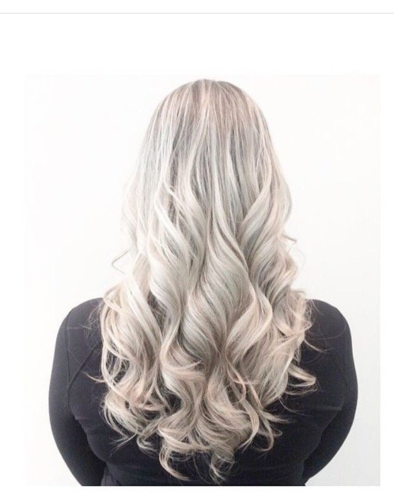 Platinum Hair Goals By Sandra Yelp