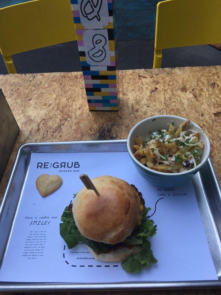 Photo Of Regrub Burger Bar