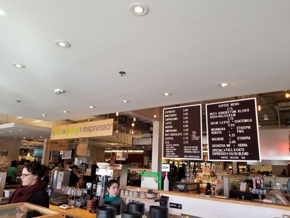 Peregrine Espresso: 1309 5th St NE, Washington, DC, DC