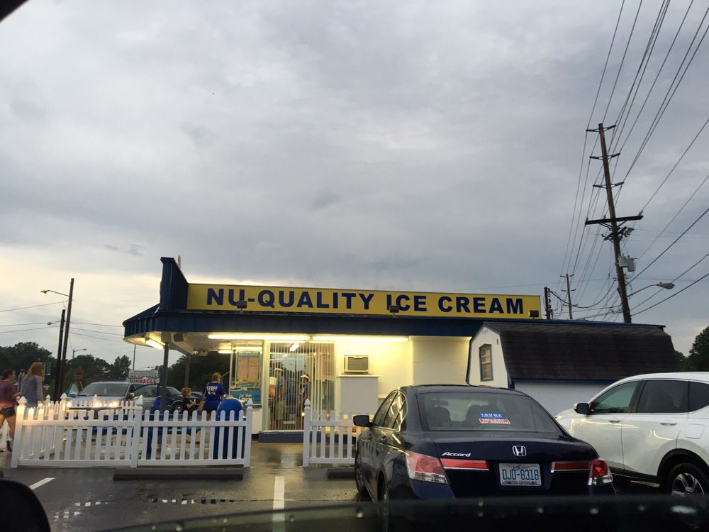 Food from Nu-Quality Ice Cream
