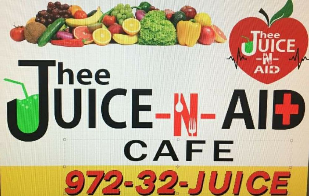 Thee Juice N Aid: 122 S Keechin St, Fairfield, TX