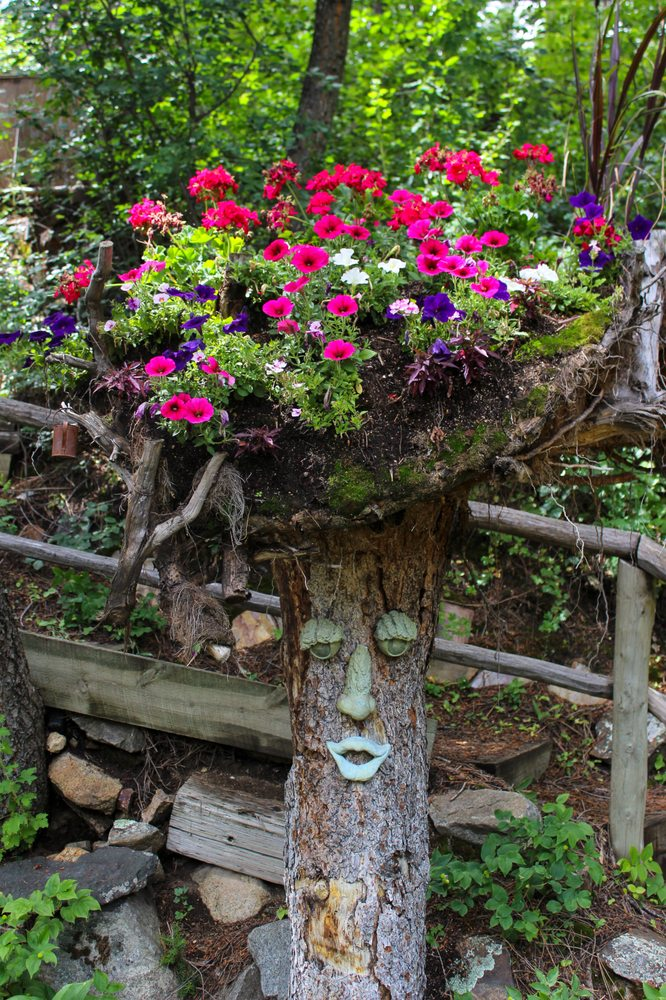 Tizer Botanic Garden & Arboretum: 38 Tizer Lake Rd, Jefferson City, MT