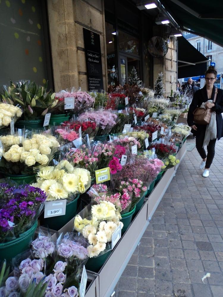 le jardin des fleurs blomsterhandlere 2 place tourny h tel de ville quinconces bordeaux. Black Bedroom Furniture Sets. Home Design Ideas