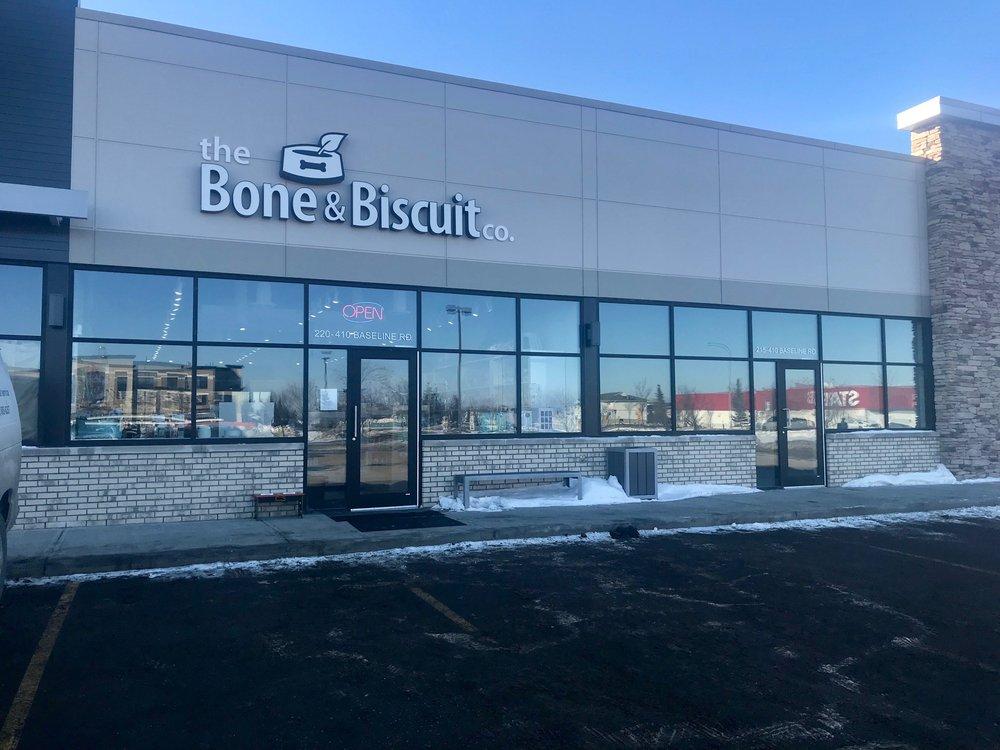The Bone & Biscuit: 220-410 Baseline Road, Sherwood Park, AB