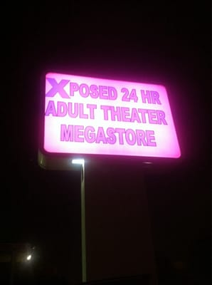 Adult Theaters In Texas