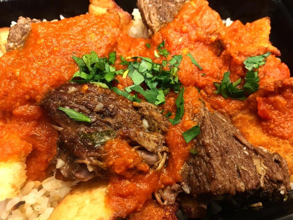 Suna's Egyptian Eatery: Fargo, ND