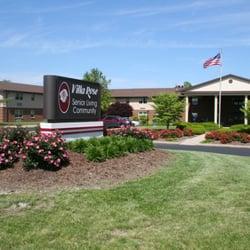 Villa Rose Care Home Nursing Homes 401 S Moreland Rd