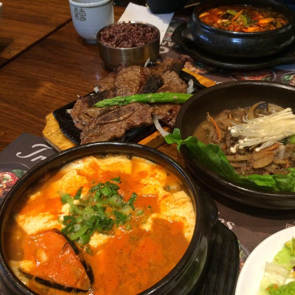 Korean Food Near Flushing