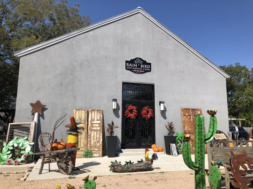 Rain Bird Gallery: 103 Main St, Blanco, TX