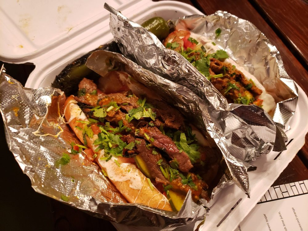 Papi Jocho's Street Dogs & Cantina: 633 Madison Ave, Covington, KY