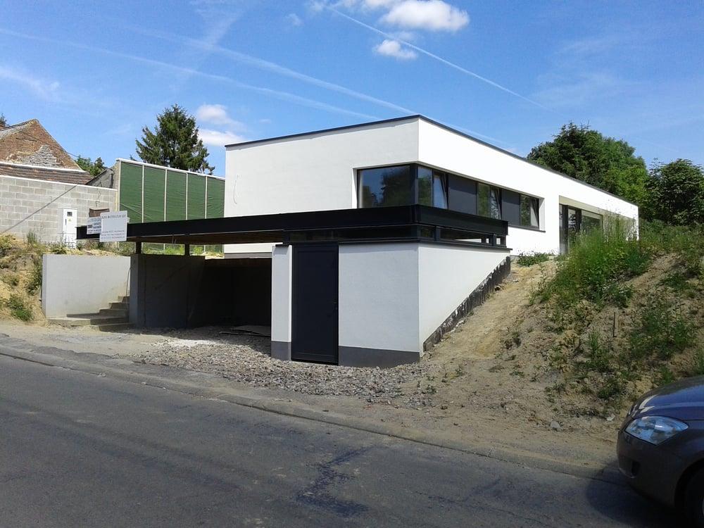 dune Architecture - Architekt - Faubourg de Charleroi 34 ...
