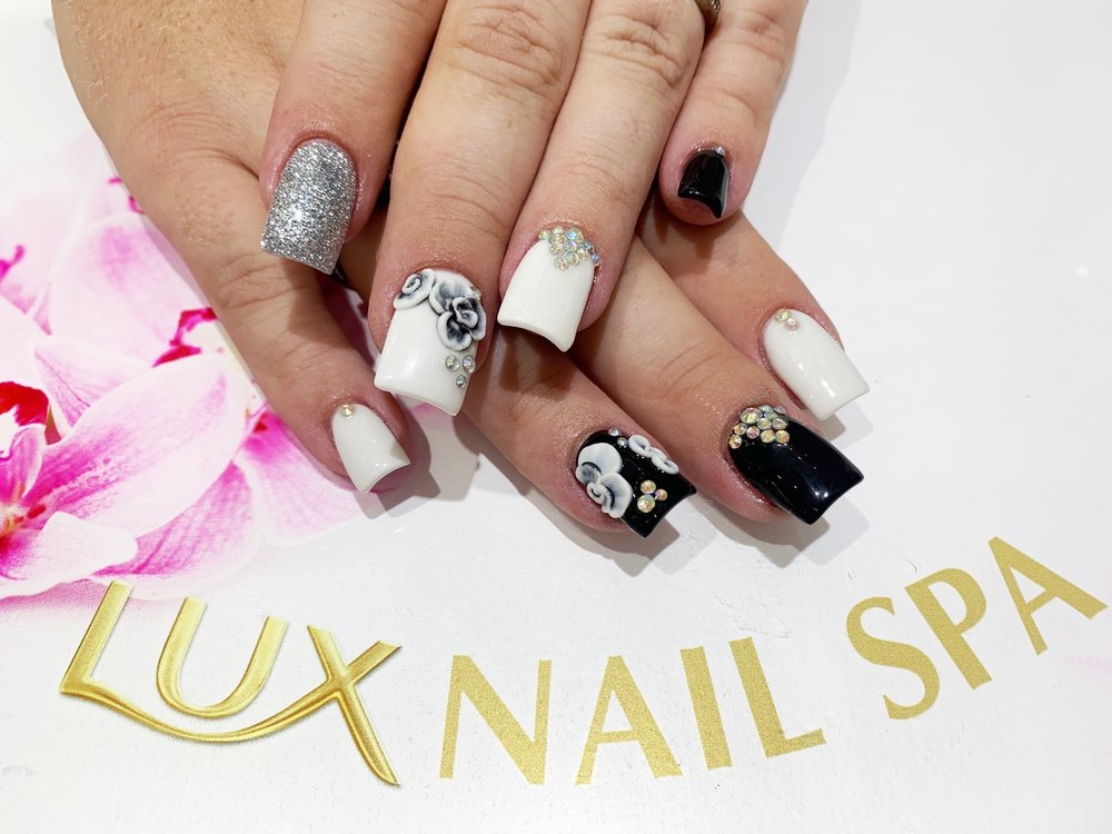 Lux Nail Spa: 150 N Barker St, Stephenville, TX